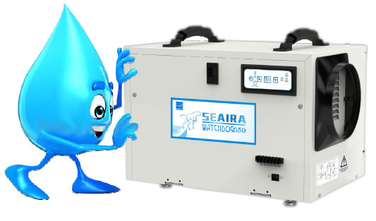 High Quality Dehumidifiers