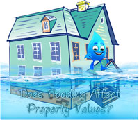 Does Flooding Affect Property Values?