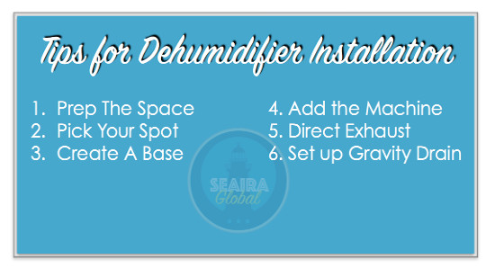 Dehumidifier tips