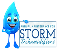 Annual Maintenance For Your Storm Dehumidifier